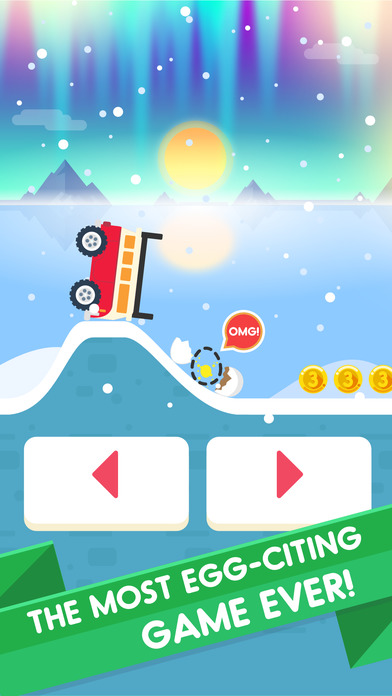 Egg Car - Don't Drop the Egg! on the App Store
