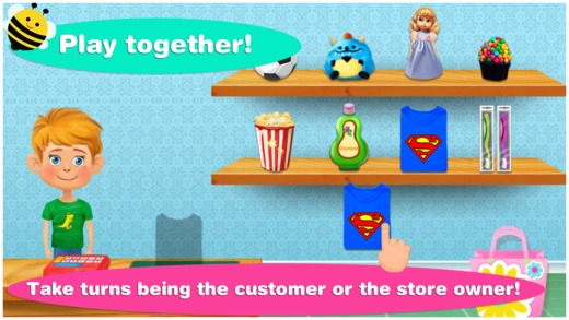 My Store - US coins learning game for kids