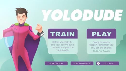 YoloDudeGame