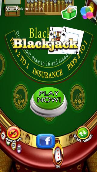 A Top Blackjack 21 Crazy Art - Mega Summer Deluxe Token Deal