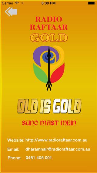 Radio Raftaar Gold