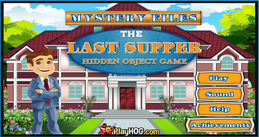 Mystery Files - The Last Supper - Free Hidden Object Games