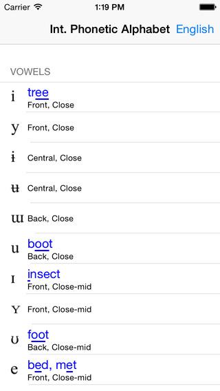 Phonetix iPhone Screenshot 4