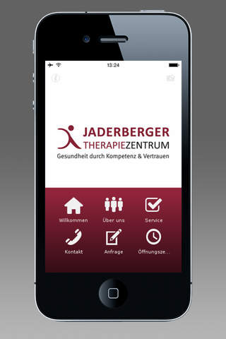 JADERBERGER THERAPIEZENTRUM screenshot 1