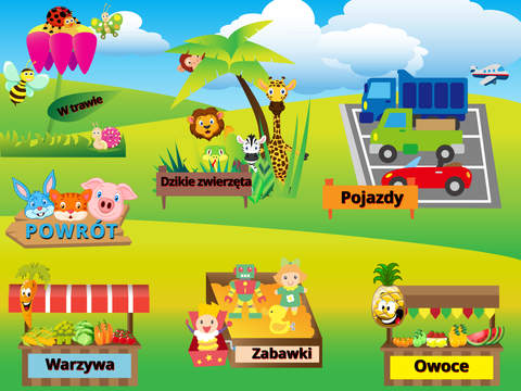Gra Słówka - EduTime - edukacyjne gry dla dzieci