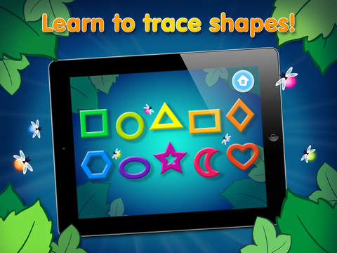Bugs, shapes and robots face paint for toddler Free