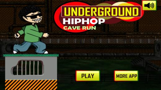 Underground HipHop Cave Run Platform Hell Free