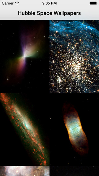 Hubble Space Wallpapers