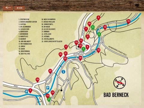 QR-Tour Bad Berneck Goldkronach