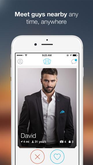Lavendr - Gay Dating App for Gay Chat Meeting Single Gay Men