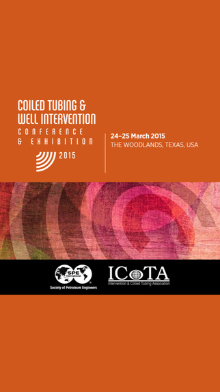 SPE ICoTA Coiled Tubing Well Intervention Conference Exhibition