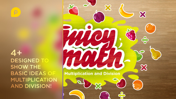 Juicy Math – Multiplication and Division