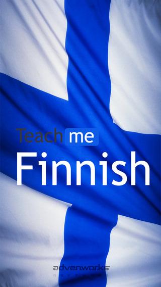 Teach Me Finnish