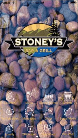 Stoneys Bar Grill