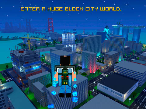 Block City Wars screenshot 2