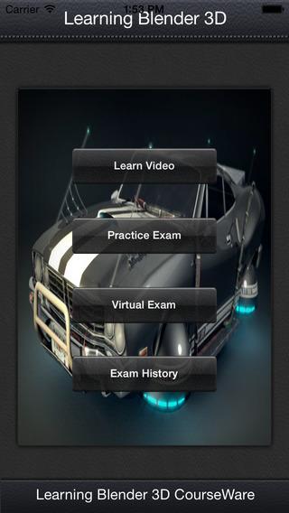 Learn For Blender3D