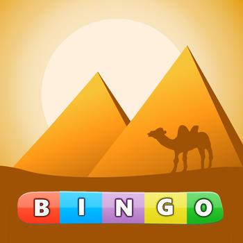 All The Pharaoh's Bingo In Egypt - Blast The World Best Casino In The Beach Lane With A Luck-y Blitz Free LOGO-APP點子
