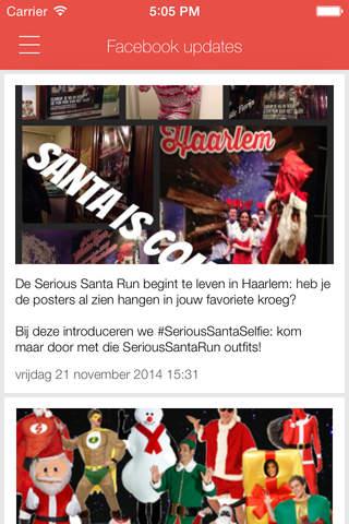 Serious Santa Run screenshot 3