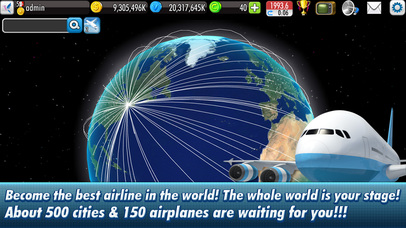 Screenshot #7 for AirTycoon Online 2.