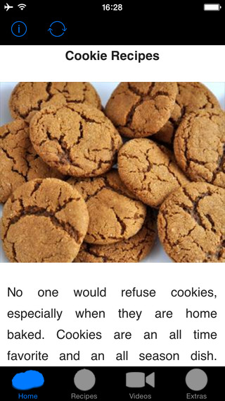 Cookie Recipes - Learn How To Make Cookies From Home