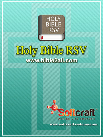 Holy Bible RSV Offline for iPad