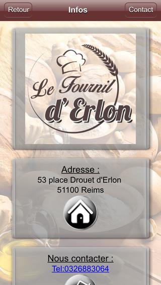Le Fournil d'Erlon