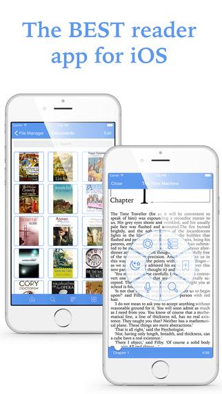 TotalReader Pro - 电子书文档阅读器[iOS]丨反斗限免