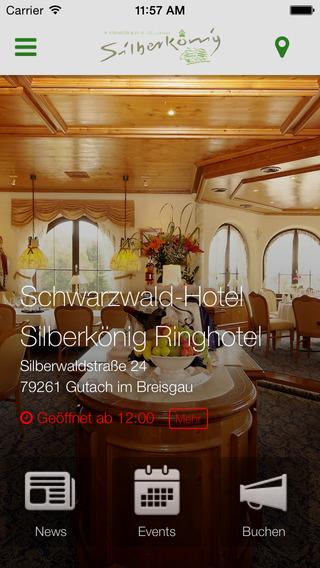 Schwarzwald Hotel Silberkönig Ringhotel