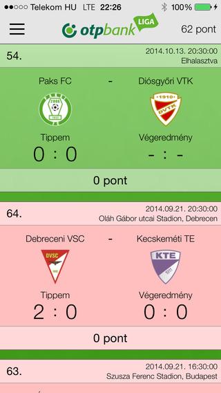Goal - OTP Liga