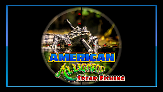 American Alligator Spear-Fishing Hunt: Under-Water Crocodile Hunting Simulator FREE