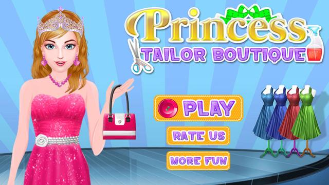 Princess Tailor Fashion Design Boutique - DressUp Boutique For Christmas Clothing Wear