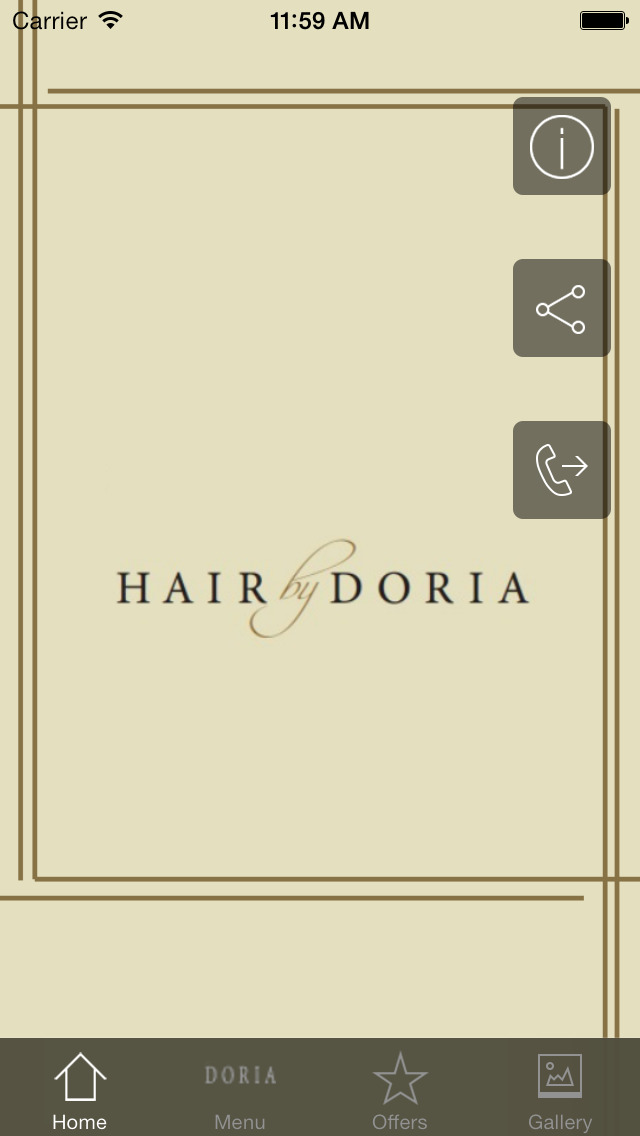 App shopper hair by doria lifestyle for Adonia beauty salon