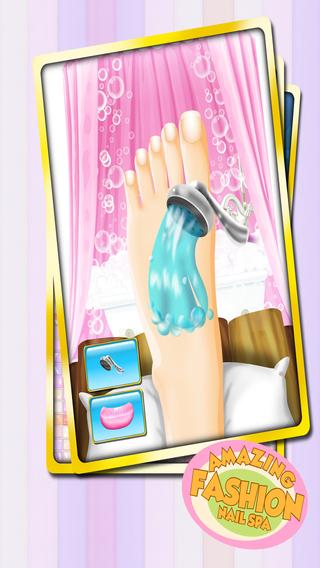Foot Spa HD Fun Kids Games