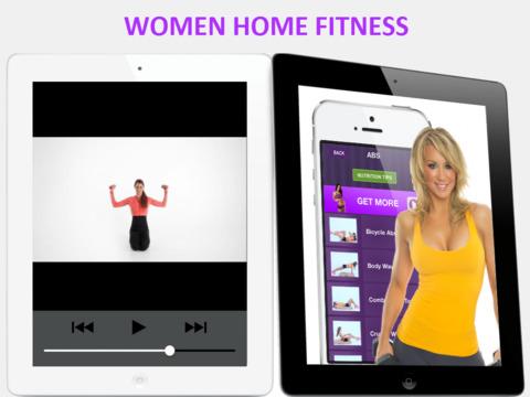 Women Home Fitness – Ежедневные Упражнения Тела Скриншоты11