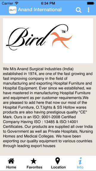 Anand Surgical