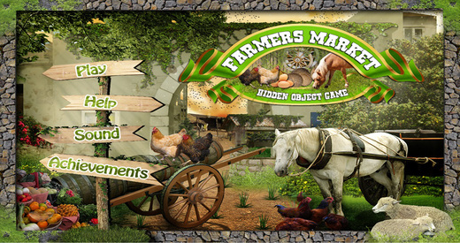 Farmers Market - Free Hidden Object Games