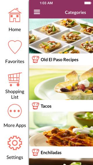 Old El Paso Recipes - All Best Recipes