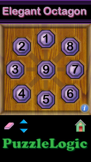 PuzzleLogic iPhone Screenshot 2