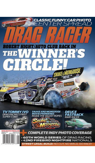 Drag Racer-The 1 source to the fastest vehicles on the planet.
