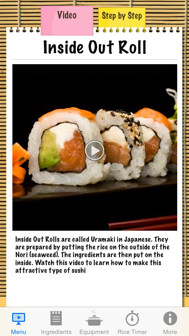 Teach Me Sushi