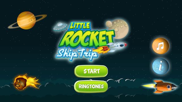 Little Rocket Ship Trip