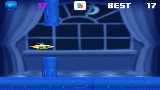 Space Rocket Flight Control- A Galaxy War Training Adventure