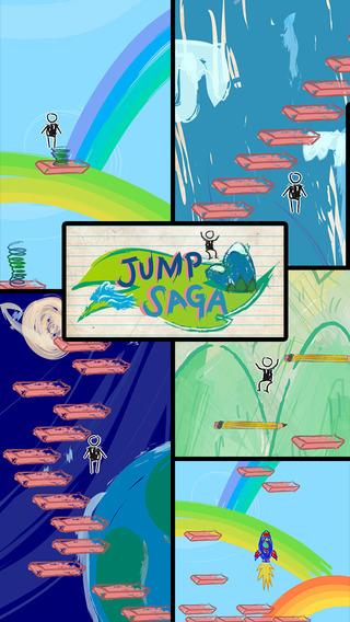 Jump Saga FREE