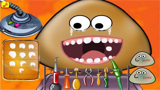 Pou Dentist 2