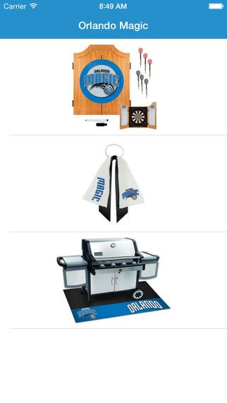 FanGear for Orlando Basketball - Shop for Magic Apparel Accessories Memorabilia