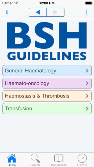 BSH Guidelines