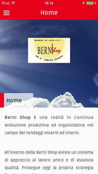 Berni Shop
