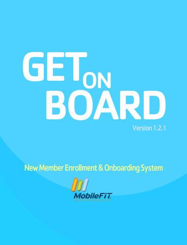 MobileFiT Get On Board