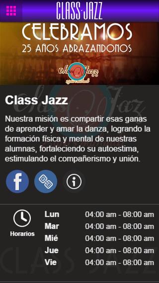 Class Jazz