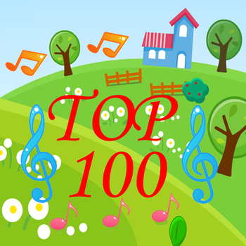 Top 100 0-5 Years Old Children's Songs LOGO-APP點子